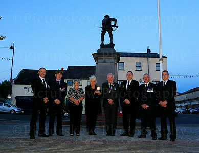 Dromore 100 Year Commemoration WWI