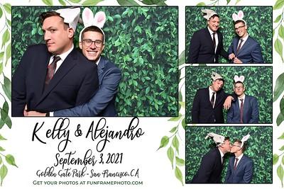 Kelly & Alejandro's Wedding