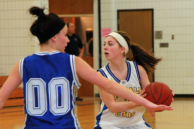 Kimball Cubs Girls basketball vs BBE away
