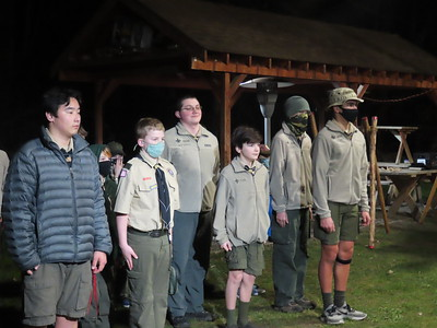 Troop Meetings - Mar 1