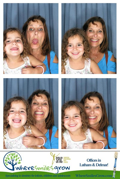 SPAC July 7 - Family Night / American Girl Night
