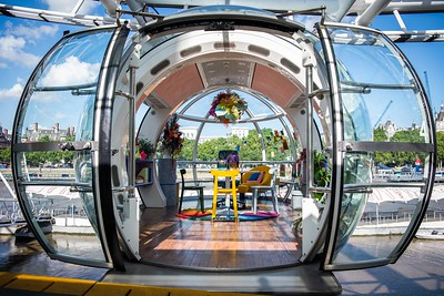 3/7/19 - Fiverr launches a workspace for freelancers on the London Eye
