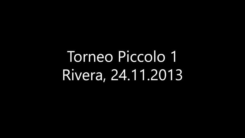 Torneo Piccolo 1 Rivera 24.11.2013
