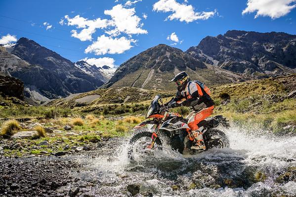 2019 KTM New Zealand Adventure Rallye : Top of the South
