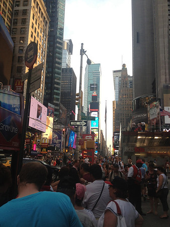 2012 New York City Trip