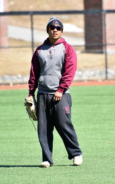 Baseball Practice 3-20-19