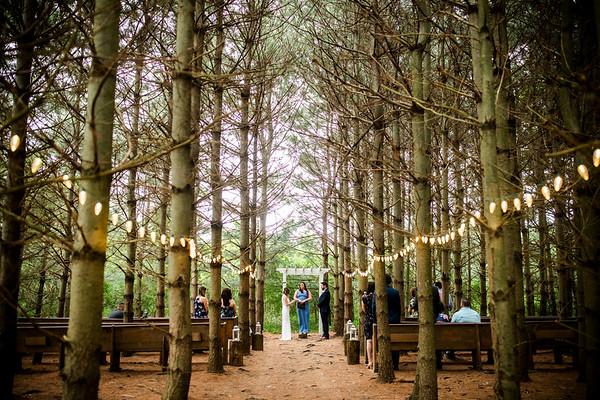 Ashley + Jonathan: Wedding
