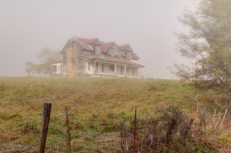 Helfey House - Mt. Judea, AR