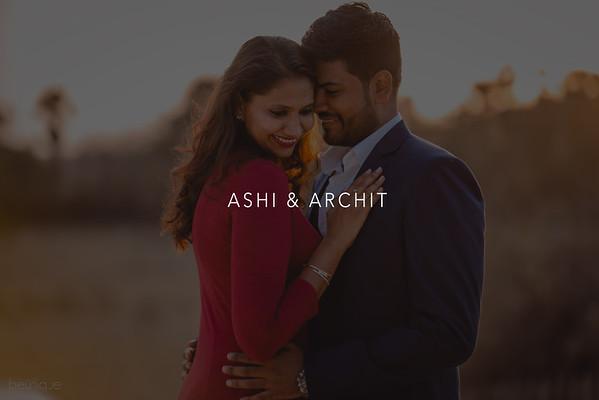 Ashi and Archit | Ahmedabad 2018