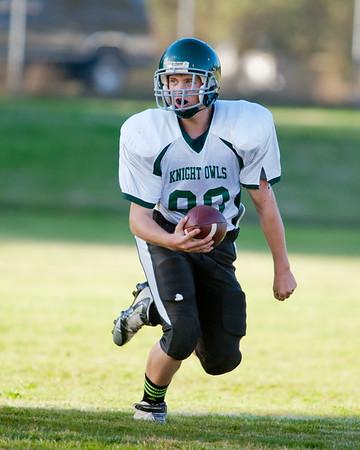 Oakville HS vs. Mary M Knight HS, varsity, October 4, 2014