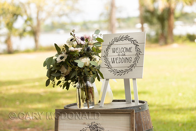 Wedding Day casual pics