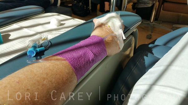 chemo infusion