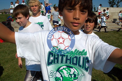 Springfield Catholic Soccer Camp