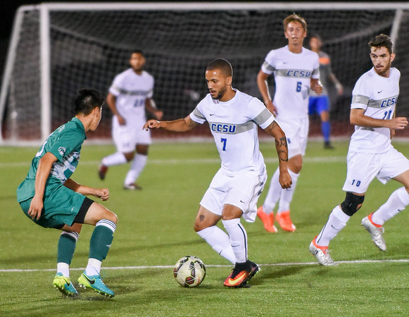 CCSU Soccer::1