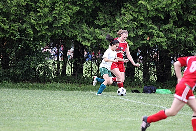 U14 Girls Northfield vs Springfield