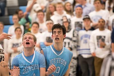 Prior Lake at Jefferson Boys Basketball
