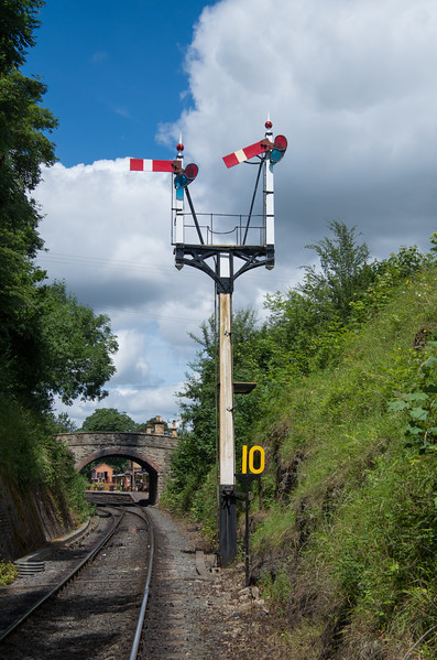 Arley Down Home signals