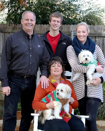Bacchus Family - Thanksgiving 2013