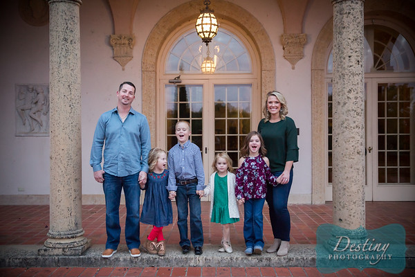 Lees Family Pix 2017