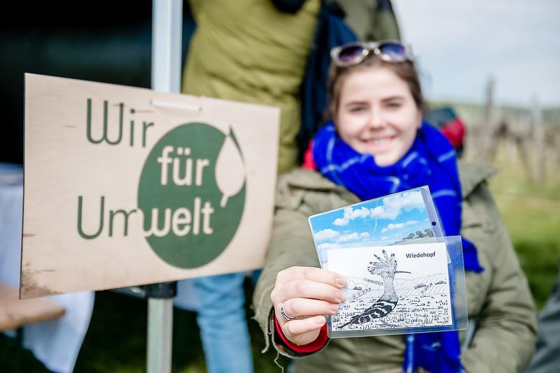 Wir für Umwelt - Charity Walk 2017