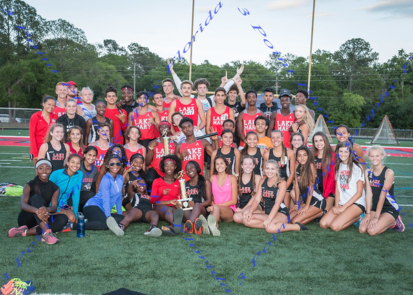 SAC Track April 12, 2017 TEAM GALLERIES