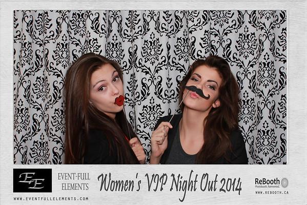 Women's VIP Nightout