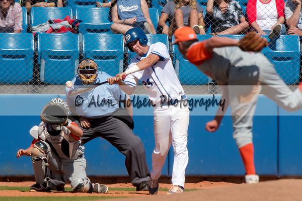Varsity Baseball - Skyridge at Dixie