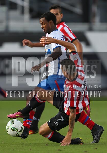 GAME 8 Bahia v Estudiantes