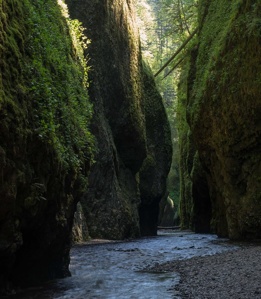 Onenota Gorge Oregon