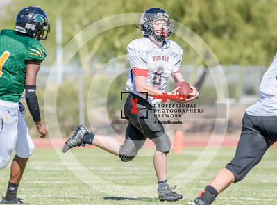 Football Fall 2017 New Way Academy vs San Tan Charter