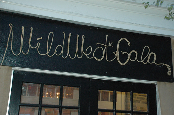 Wild West Gala