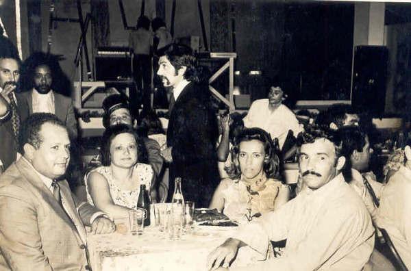 Casal Serraventoso, Luisa Madureira e marido