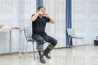 21.11.2018 Шаман Кулан Хаан провел обряд очищения Алгыс (Владимир Васильев)