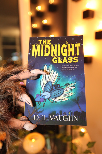 Midnight Glass Book party 9.17.16