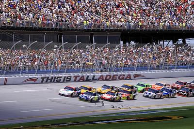 2010 NASCAR - Talladega