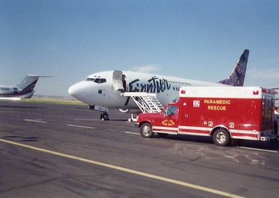 Frontier Divert For Medical on 8-12-1997