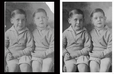Photographic Restorations