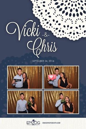 Vicki & Chris (prints)
