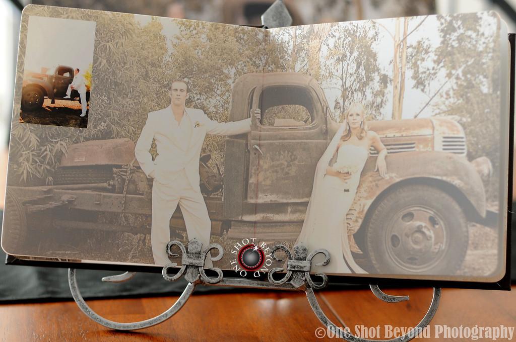 Custom Wedding Album Design in Murrieta
