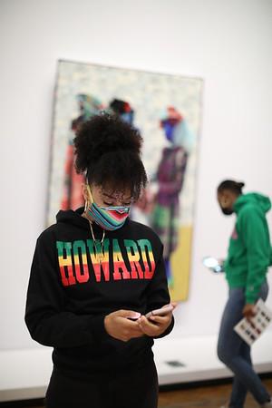 Bisa Butler Gallery Showing