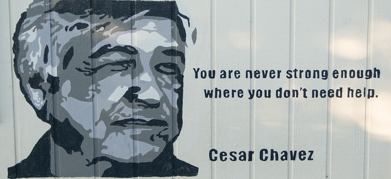 (C18) Cesar Chavez - Completed
