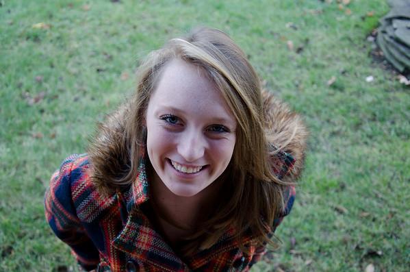 Megan Christmas 2010
