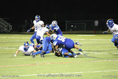 McCallum Knights vs Anderson Trojans, Taco Shack Bowl 2011