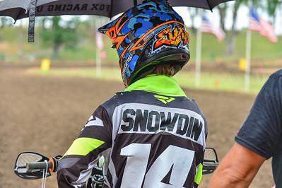 Evan Snowdin #414