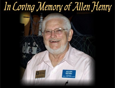 In Loving Memory of Allen Henry
