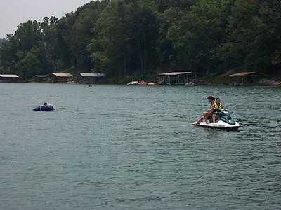 Lake Trip 6-18-06