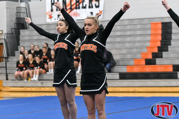 Blackhawk Invitational Competitive Cheer 1-4-2020
