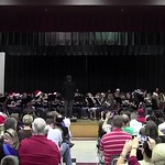 Cypress Grove Beginner Band Christmas Concert @ CSHS 12/03/2013