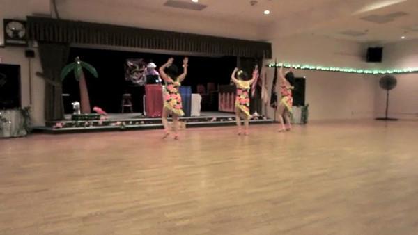 Club's Annual Luau - September 16th
