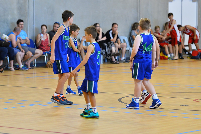u12 Boys Riverland Junior Basketball Carnival